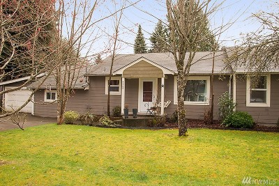 Lacey Single Family Home For Sale: 4509 SE 15th Ave SE