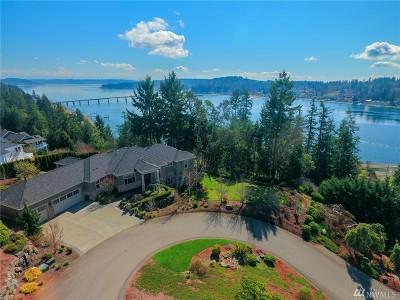 Gig Harbor Single Family Home For Sale: 2919 89th Av Ct NW