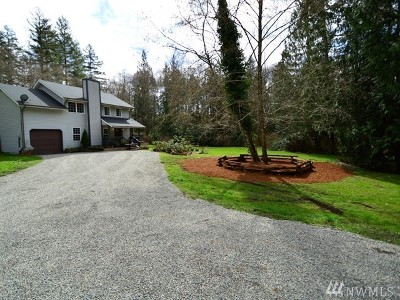 Gig Harbor Single Family Home For Sale: 11315 Crescent Valley Dr NW