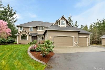 Olympia Single Family Home For Sale: 8021 Baird Rd NE