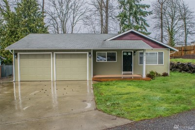Single Family Home Sold: 906 87th Ave NE