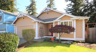 Bellingham Single Family Home For Sale: 3314 Carrington Wy