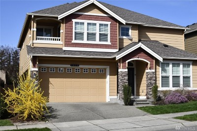 Bothell Single Family Home For Sale: 3023 182nd Place SE