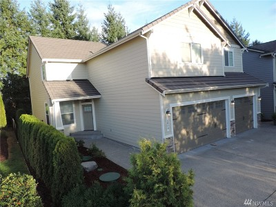 Olympia Single Family Home For Sale: 5806 Ashbourne Lane SE