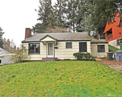 Fircrest Single Family Home For Sale: 721 Yale St
