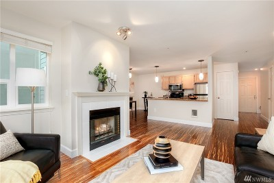 Condo/Townhouse Sold: 3028 Western Ave #114