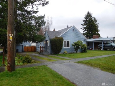 Sedro Woolley Single Family Home For Sale: 906 Jameson St