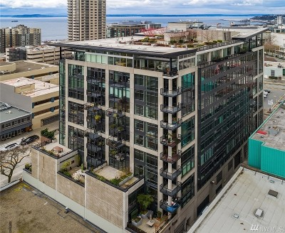 Condo/Townhouse Sold: 2720 3rd Ave #908