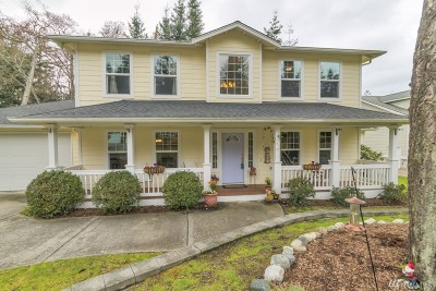 Anacortes WA Single Family Home Pending: $489,000