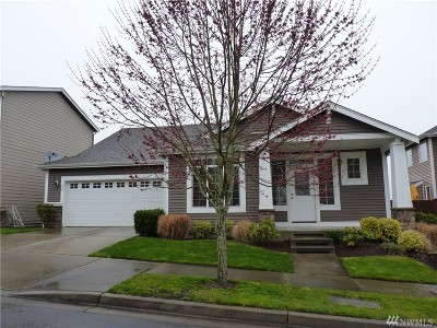 Puyallup Single Family Home For Sale: 605 24th Ave SW