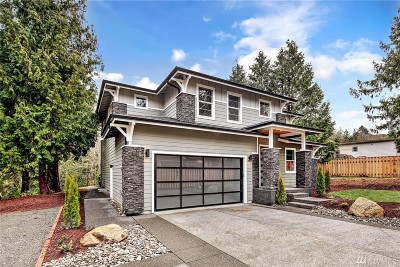 Bellingham Single Family Home Contingent: 1349 Euclid Ave
