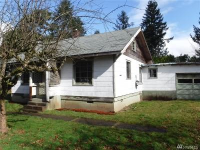 Napavine Single Family Home For Sale: 312 W Washington