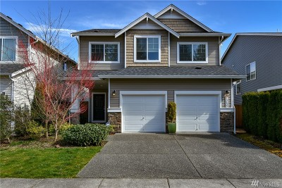 Everett Single Family Home For Sale: 12625 11th Dr SE