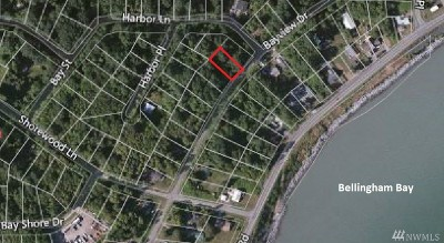 Whatcom County Residential Lots & Land For Sale: Bayview Dr