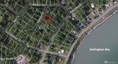 Whatcom County Residential Lots & Land For Sale: Harbor Pl Dr