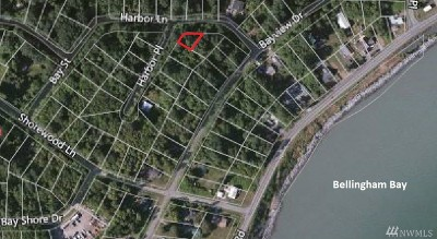 Whatcom County Residential Lots & Land For Sale: Harbor Lane