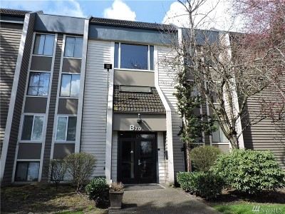 Renton Condo/Townhouse For Sale: 701 SW 5th Ct #B306