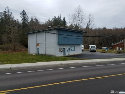 Mason County Commercial For Sale: 23770 NE Sr 3