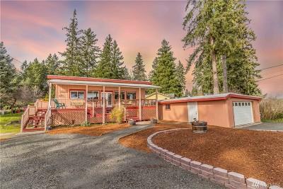 Mason County Single Family Home Sold: 390 NE Gladwin Rd