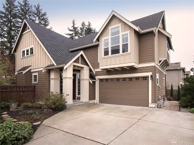 Bothell Single Family Home For Sale: 16229 41st Dr SE