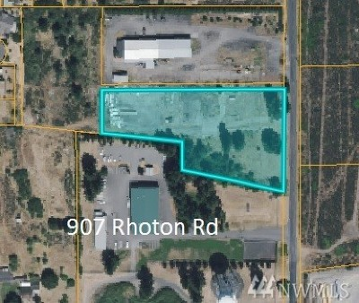 Commercial For Sale: 907 Rhoton Rd NW