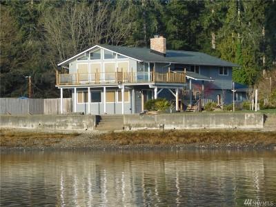 Belfair Single Family Home For Sale: 4861 NE North Shore Rd