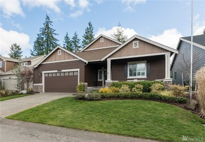 Port Orchard Single Family Home For Sale: 7170 Tobermory Cir SW