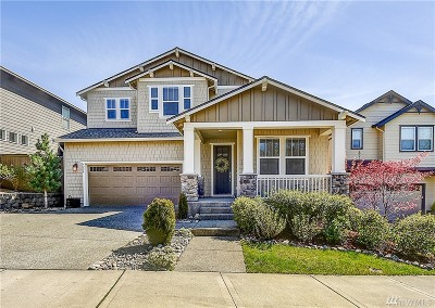 Snoqualmie Single Family Home For Sale: 9224 Satterlee Ave SE