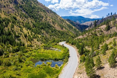 Chelan County, Douglas County Residential Lots & Land For Sale: 10383 Mud Creek Rd