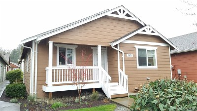 Sedro Woolley Single Family Home Contingent: 1601 Wildflower Wy