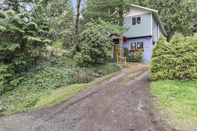 Shoreline Single Family Home For Sale: 16725 10th Ave NE