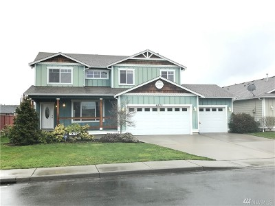 Blaine Single Family Home Contingent: 4809 Outrigger Lp