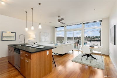 Seattle Condo/Townhouse Sold: 2960 Eastlake Ave E #306