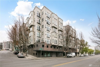 Seattle Condo/Townhouse For Sale: 3028 Western Ave #512