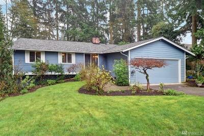 Kirkland Single Family Home For Sale: 13828 93rd Ave NE