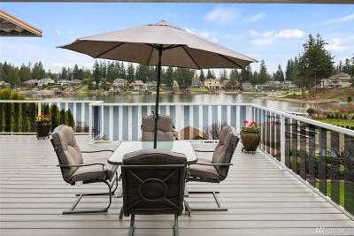 Bonney Lake Single Family Home For Sale: 20640 Church Lake Dr E