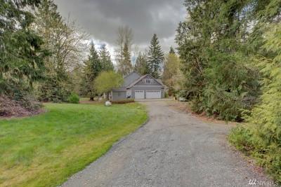 Graham WA Single Family Home For Sale: $579,000