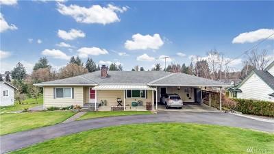 Olympia Single Family Home For Sale: 507 Devoe St NE