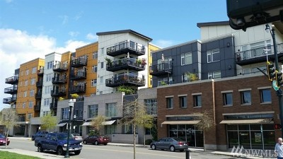 Burien Condo/Townhouse For Sale: 15100 6th Ave SW #420