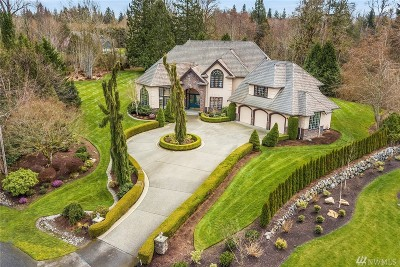 Redmond Single Family Home For Sale: 5712 251st Ct NE
