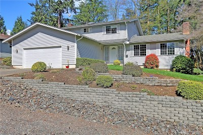 Bothell Single Family Home For Sale: 15312 106th Ave NE