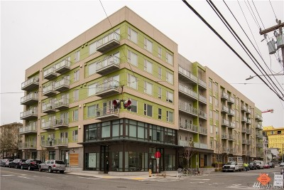 Condo/Townhouse Sold: 1760 NW 56th St #408