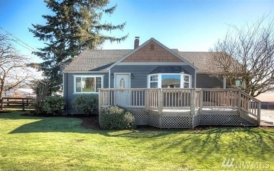 Enumclaw Single Family Home For Sale: 41920 228th Ave SE