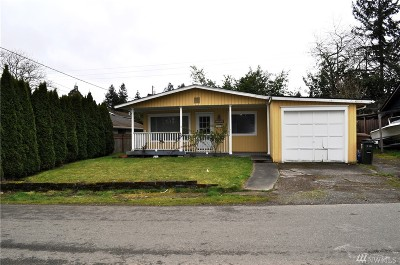 Single Family Home Sold: 1236 S Durango St