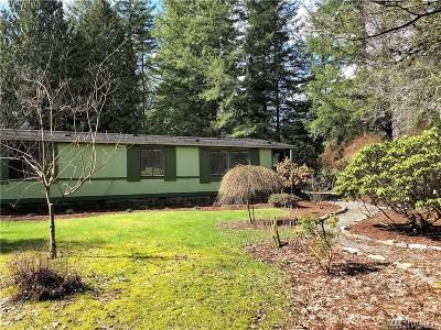 Burlington Single Family Home Sold: 3480 Butler Creek Rd