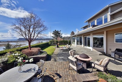 Langley Single Family Home Sold: 2462 Soundview Dr