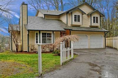 Gold Bar Single Family Home For Sale: 15602 Goldbar Dr