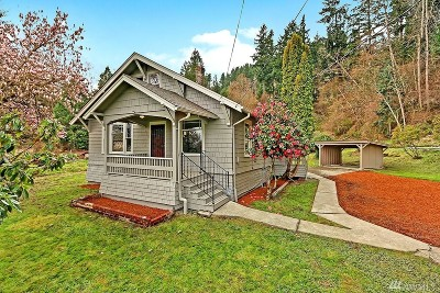 Edgewood Single Family Home For Sale: 3120 W Valley Hwy E