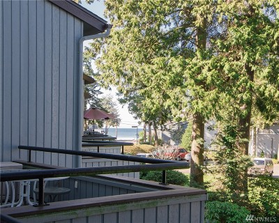 Blaine Condo/Townhouse For Sale: 7806 Birch Bay Dr #516