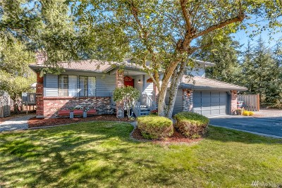 Maple Valley Single Family Home For Sale: 22020 SE 244th Place